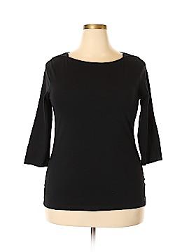 Merona 3/4 Sleeve Top Size XXL