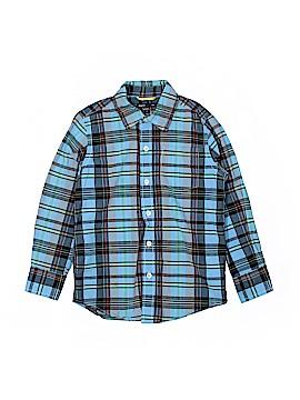 Gap Kids Outlet Long Sleeve Button-Down Shirt Size 5