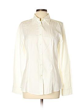 ETRO Long Sleeve Button-Down Shirt Size 48 (IT)
