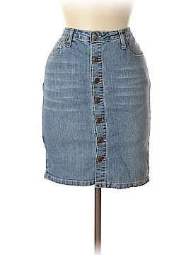 Cato Denim Skirt Size 14