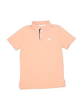 Abercrombie Short Sleeve Button-Down Shirt Size 8