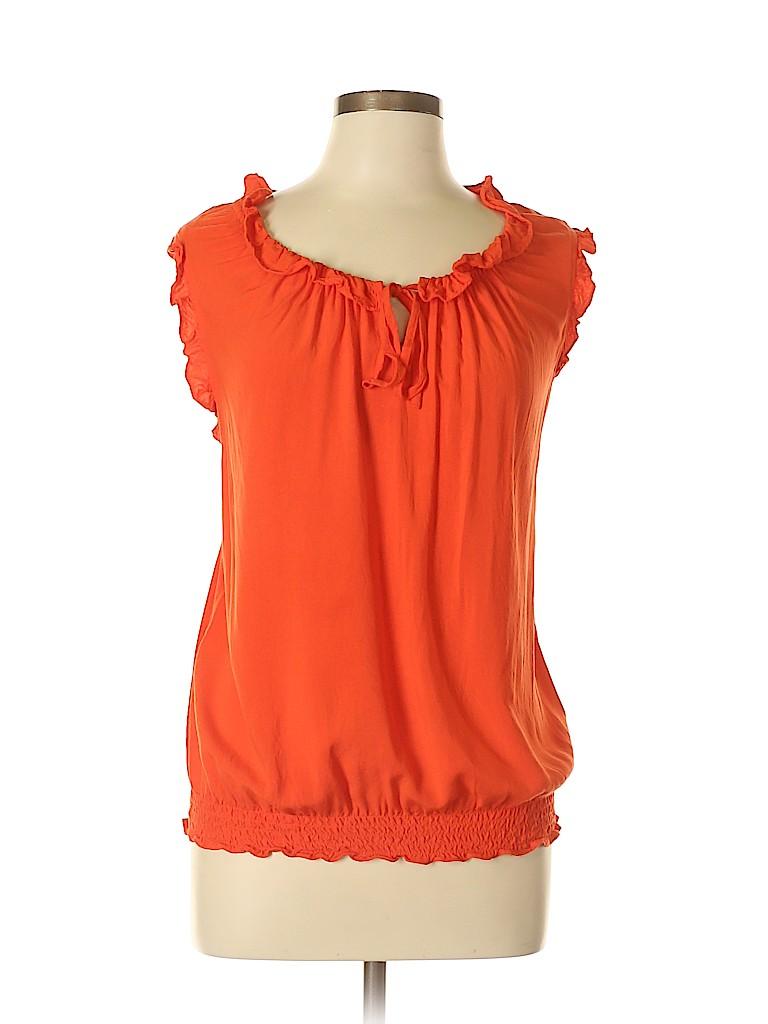 A.n.a. A New Approach Women Sleeveless Blouse Size XL