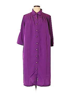 Roaman's Casual Dress Size 18 (Plus)