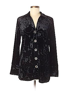Harve Benard by Benard Holtzman Long Sleeve Blouse Size M