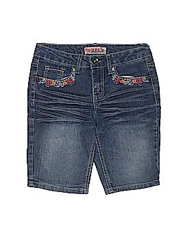 Squeeze Denim Shorts Size 10
