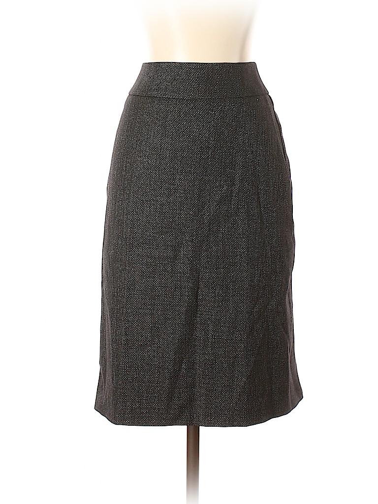 Max Mara Women Wool Skirt Size 2