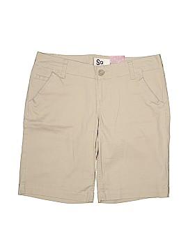 SO Khaki Shorts Size 11