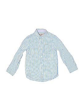 H&M L.O.G.G. Long Sleeve Button-Down Shirt Size 5 - 6