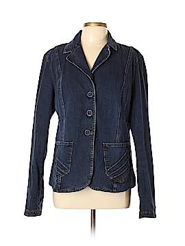 Kikit Jeans Denim Jacket Size XL