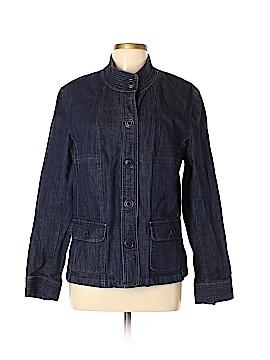 Jones New York Sport Denim Jacket Size XL