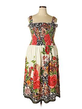 Anthony Richards Casual Dress Size 1X (Plus)