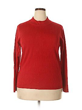 Alia Pullover Sweater Size 2X (Plus)