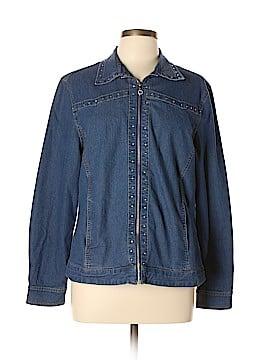 Cathy Daniels Denim Jacket Size L