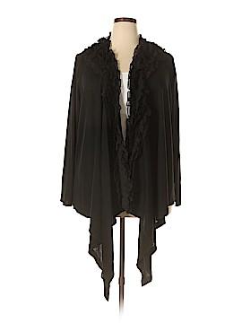 Magaschoni Silk Cardigan Size 3X (Plus)