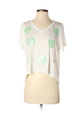 En Creme Short Sleeve T-Shirt Size M