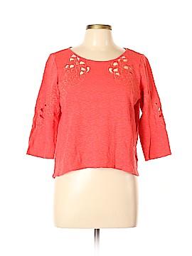 Jessica Simpson 3/4 Sleeve Blouse Size L