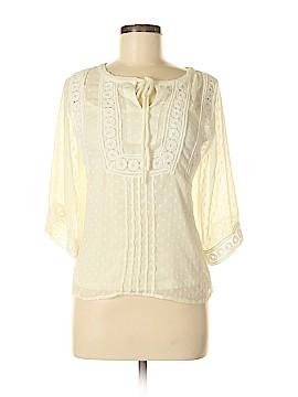 Adiva 3/4 Sleeve Blouse Size S