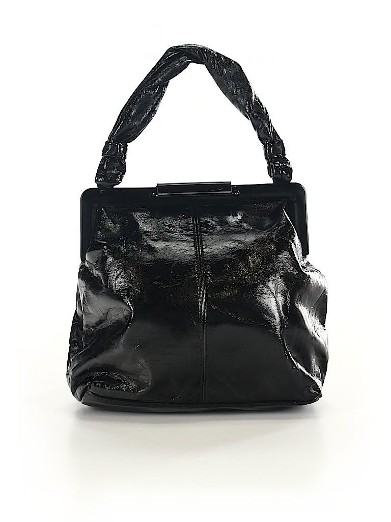 757b4197366611 Simply Vera Vera Wang Solid Black Satchel One Size - 61% off | thredUP