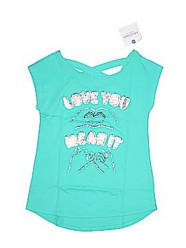 Arizona Jean Company Short Sleeve Top Size 8