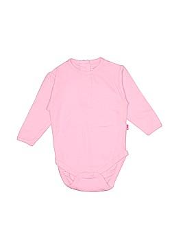 JoJo Maman Bebe Long Sleeve Onesie Size 6-12 mo