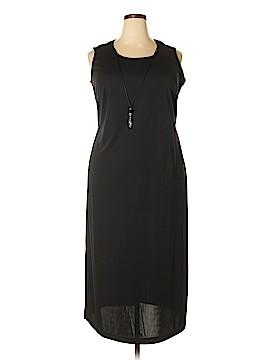 Kathie Lee Casual Dress Size 18 (Plus)