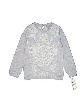 CALVIN KLEIN JEANS Sweatshirt Size 6X