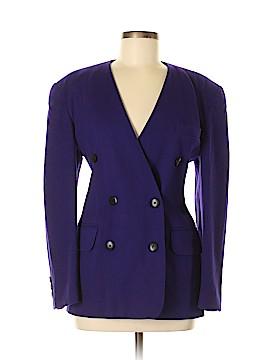 Escada by Margaretha Ley Wool Coat Size 38 (EU)