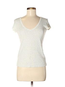 E by Eloise Short Sleeve T-Shirt Size M (Petite)