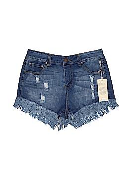 Elan Denim Shorts Size L
