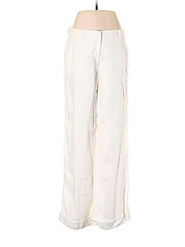 Tory Burch Linen Pants Size 8