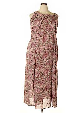 Denim 24/7 Casual Dress Size 30 (Plus)