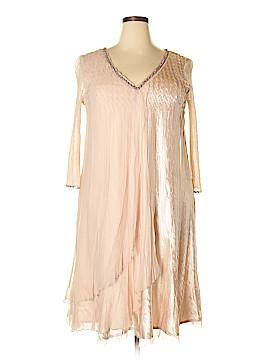 Komarov Casual Dress Size 1X (Plus)