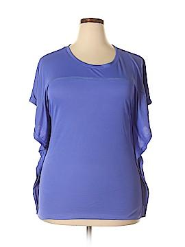 UNITI Short Sleeve Top Size 2X (Plus)