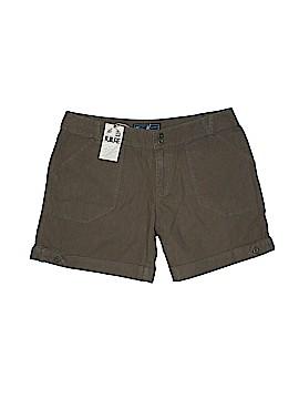 Eastern Mountain Sports Khaki Shorts Size 10