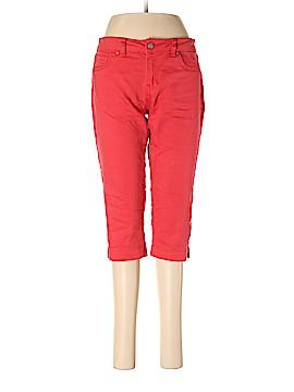 British Khaki Jeans Size 8