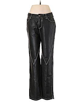 Metrostyle Leather Pants Size 8