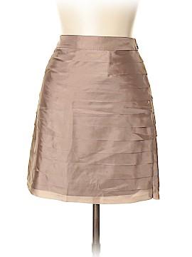 Ann Taylor LOFT Silk Skirt Size 10