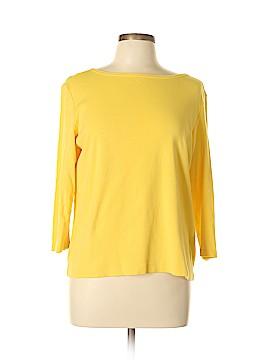 Casual Corner Annex 3/4 Sleeve T-Shirt Size XL