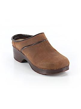 Bass Mule/Clog Size 10