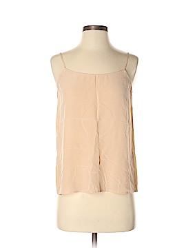 Equipment Sleeveless Silk Top Size XS