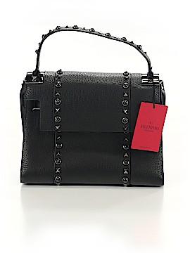 Valentino Leather Satchel One Size