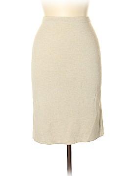 Eileen Fisher Wool Skirt Size L (Petite)