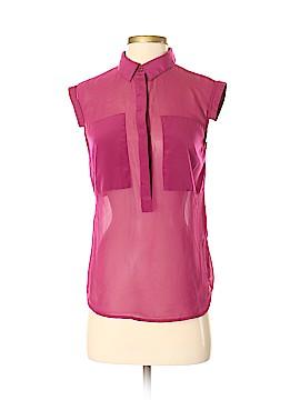 Princess Vera Wang Short Sleeve Blouse Size S