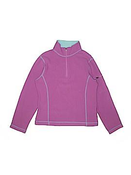 L.L.Bean Fleece Jacket Size 8