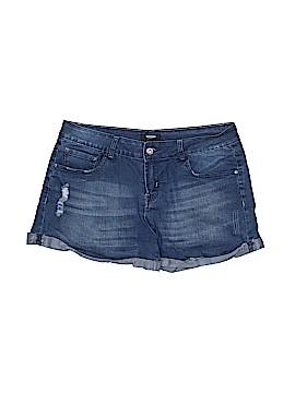 Kensie Denim Shorts 31 Waist