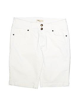 CAbi Denim Shorts Size 8