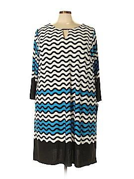 Avenue Casual Dress Size 30 (Plus)