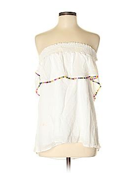 Alya Short Sleeve Blouse Size M