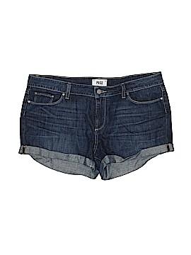 Paige Denim Shorts Size 32 (Plus)
