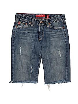 Big Star Denim Shorts 26 Waist
